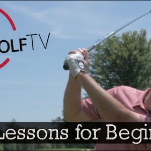 Golf for Beginners - Learn 90 Percent of Your Golf Swing in 3 Golf Tips (2020)