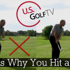 Golf Takeaway - The Most Common Reason Golfers Slice the Ball (Golf Slice Fix)