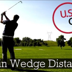 1 Easy Drill to Improve Distance Control