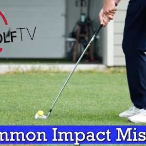 3 Common Impact Mistakes That KILL Your Golf Game