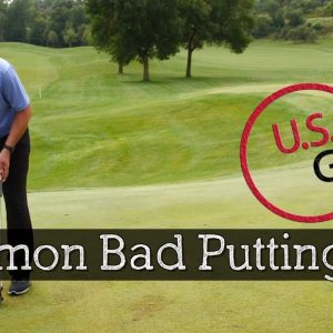 3 Common Putting Tips That Are Bad Advice