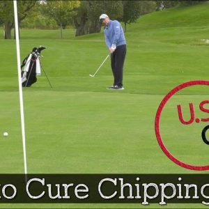 3 Golf Chipping Tips to Cure the Chipping Yips (Golf Chipping Drills)
