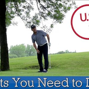 3 Golf Shots You Need to Get Out of Trouble (How to Shape Golf Shots)