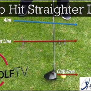 3 Quick Golf Tips to Fix Your Driver Slice (GOLF DRIVER SWING)