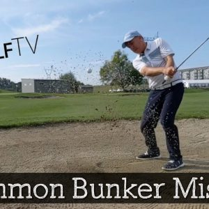3 Reasons Why Your Golf Bunker Game is Terrible