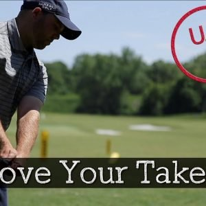 3 Takeaway Tips to Improve Your Backswing