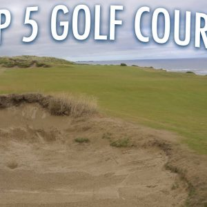 4TH RANKED PUBLIC GOLF COURSE IN THE US/PACIFIC DUNES PART 1