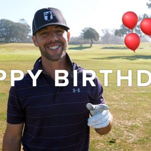 A LITTLE GOLF FOR MIKE'S BIRTHDAY! - TORREY PINES NORTH // PART 1 (4K)