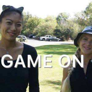 A NEW GUEST ON THE CHANNEL/ISABELLE SHEE @ STRAWBERRY FARMS GOLF COURSE