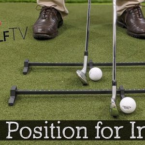 Ball Position for Irons - Long vs Short Irons