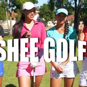 BATTLE OF THE BABES/CLAIRE & MAIYA TAKE ON THE SHEE SISTERS!