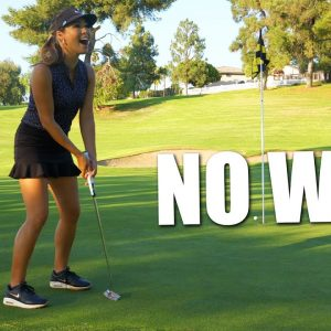 BATTLE OF THE BABES TOURNAMENT/CAME DOWN TO THE LAST PUTT!/MATCH #1