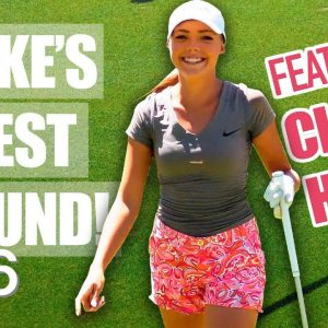 BEST ROUND EVER ON THE CHANNEL! @ CC RANCHO BERNARDO