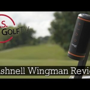 Bushnell Golf Wingman Speaker Review (GOLF PRODUCTS 2020)