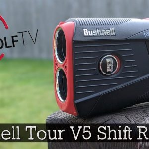 Bushnell Tour V5 Shift Review (GOLF RANGEFINDER)