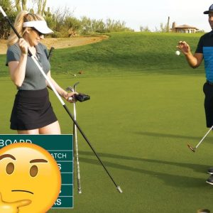 WHO WINS OUR EPIC GOLF MATCH?! // PT. 3 OF TRUTH OR DARE WITH GOLFHOLICS AND CHELSEA PEZZOLA