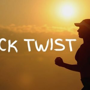 Cardio Exercise 10: Back twist