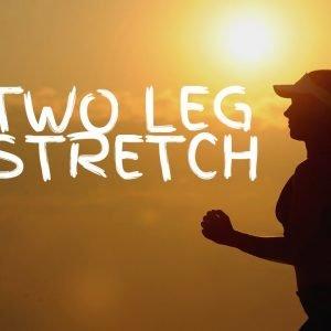 Cardio Exercise 15: Two Leg Stretch
