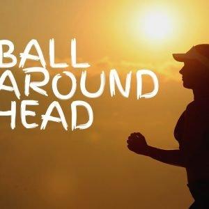 Cardio exercise 20: Ball around head