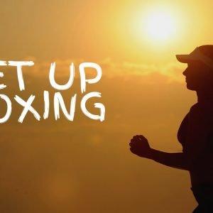 Cardio Exercise 6: Set Up Boxing