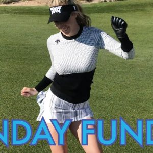 COURSE VLOG // Sunday Funday at Troon North