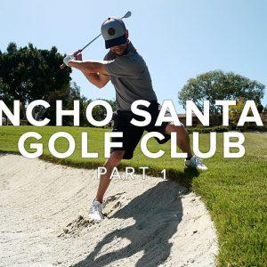 DISCUSSING GOALS AT RANCHO SANTA FE GOLF CLUB // PART 1