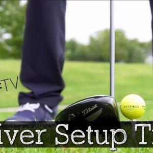 Driver Setup vs Irons Setup - 3 Simple Tips