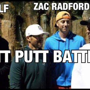 EPIC PUTT PUTT BATTLE WITH GM GOLF/FULL COURSE VLOG