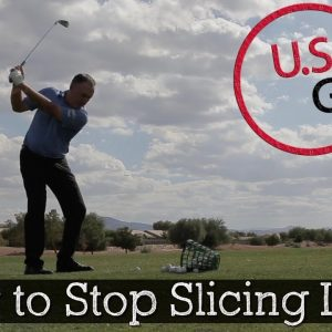 Finally Stop Slicing Your Golf Irons TODAY