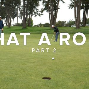 FINALLY, THE PUTTS ARE GOING IN! - PASATIEMPO // PART 2 (4K)