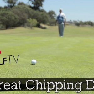 Fix Your Chipping Yips TODAY! (Golf Chipping Tips)