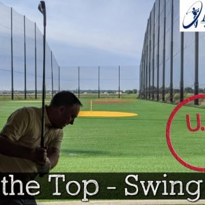 Fix Your Over the Top Golf Swing With This Drill