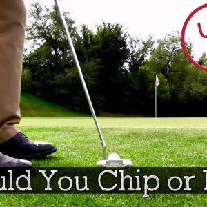 Fringe Shots: Should You Chip or Putt?