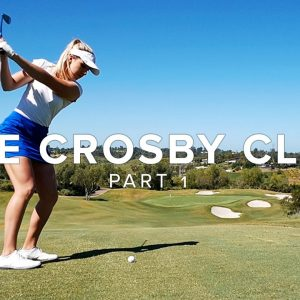 GETTING OUTPLAYED BY GIRLS AT THE CROSBY CLUB... // PART 1