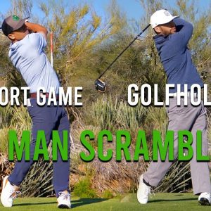 GOING LOW AT THE #1 RANKED GOLF COURSE IN ARIZONA