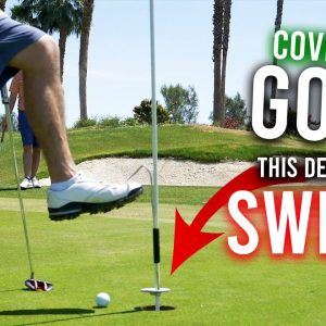 GOLF DURING THE WORLDWIDE PANDEMIC AT INDIAN WELLS GOLF RESORT
