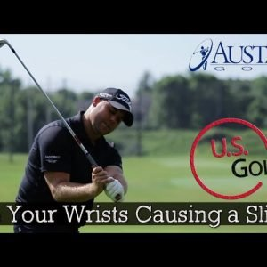 Golf Slice Fix - Are Your Wrists Ruining Your Backswing?