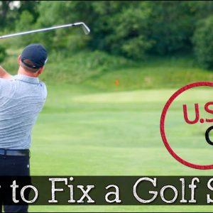 Golf Slice FIX - Hit Better Golf Shots (GUARANTEED)