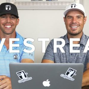 GOLFHOLICS WEEKLY Q&A SESSION // 13