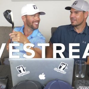 GOLFHOLICS WEEKLY Q&A SESSION + WITB // 7