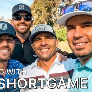 GOLFING WITH MR SHORT GAME AT GOAT HILL PARK! / GOAT HILL¹