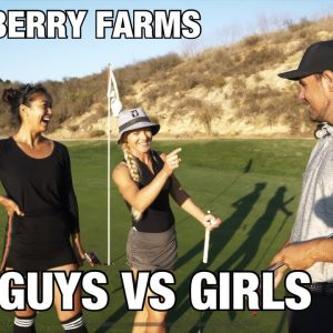 GUYS VS GIRLS MATCH PLAY /CAN COACH CARRY THE LOAD?