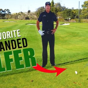 HITS LEFT HANDED PUTTS RIGHT HANDED!/BEST OF MARKO!