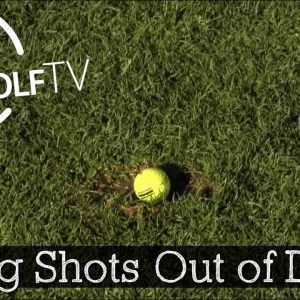 Hitting Out of Divots (Golf Course Management)
