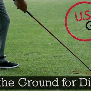 How Does the Ground Generate Speed in the Golf Swing?