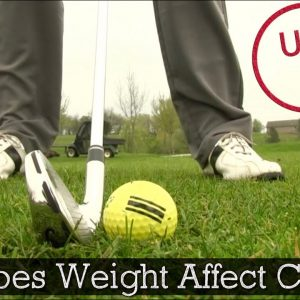 How Does Weight Distribution Affect Ball Contact?