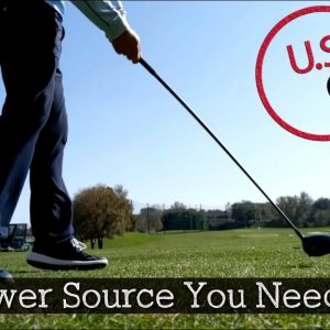How the Best Golfers in the World Create More Power