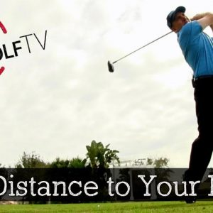 How to Add Distance to Your Driver