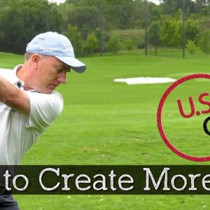 How to Create Lag in Golf Downswing - Golf Swing Tips