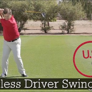 How to Have an Effortless Golf Swing With Driver - Golf Swing Tips